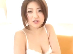 Amazing Japanese whore Ai Haneda in Exotic Solo Female JAV clip