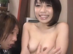 Amazing Japanese model Aimi Tokita in Crazy Couple, Stockings JAV video