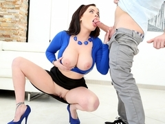 Peter Green & Roxii Blair in Rocking roxii - BigTitsBoss