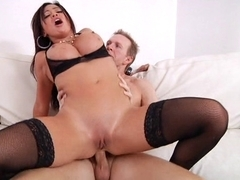 Magnificent Mia's Anal Enjoyment!