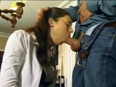 French Legal Age Teenager Meets Anal (French)