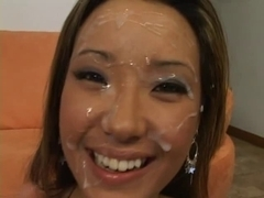 Miko Sinz - Giving Head & Getting Gangbanged Hard