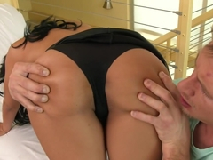 Luna Star  & Bill Bailey in My Friend Shot Girl