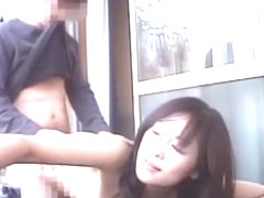Hottest Japanese girl Natsumi Horiguchi in Amazing Doggy Style JAV movie
