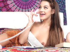 Evelin Stone & Tony Rubino in Get Off The Phone - BrazzersNetwork