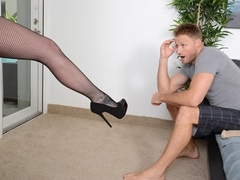 Levi Cash & Jessica Rayne in Naughty in net - MilfHunter