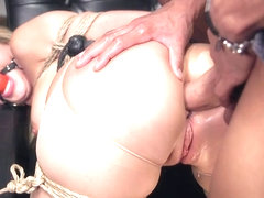 Xander Corvus & Zoey Monroe in Blackmail Lust - SexAndSubmission