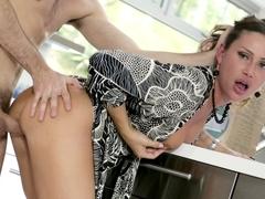 Asiatiske shemales har sex