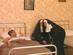 Threesome Nuns