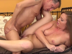 Fabulous pornstar Maddy Oreilly in Amazing Small Tits, Cumshots xxx clip