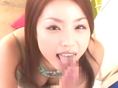 Best Japanese chick Risa Kasumi in Fabulous JAV clip