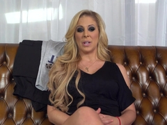 Exotic pornstar Cherie Deville in Amazing College, Interview xxx movie