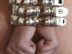 Cherry Torn in Service Sessions: Testing Restraints - TheUpperFloor