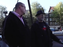 Amsterdam Pro Gets Fucked