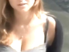 Busty Bouncing Tits