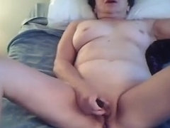 Taking time stripping and cumming just for you to watch