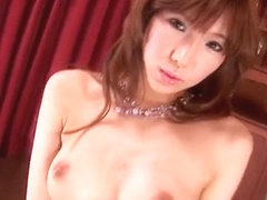 Young Serina Hayakawa needs some cock in her vag