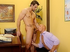 John Magnum & Phenix Saint in Dirty Chiropractor Video