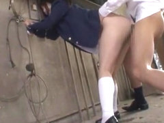 Incredible homemade Outdoor, Doggy Style xxx video