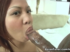 Jazmine Leih in Black Dick Too Boo Coo