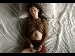 Girl masturbating -Sadi-