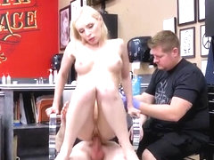 Big tits milf sex and facial