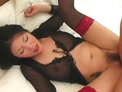 Crazy Japanese model in Horny Uncensored, Blowjob/Fera JAV video