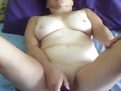 Sharing my tits and tight shaved pussy while I cum for you