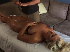 Hottest pornstar Cameron Dee in Crazy Massage, Blonde xxx video