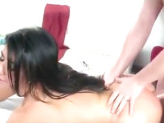 Hot Vixen Raven Hart Loves Anal And Facial