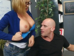 Big Tits at School: Simple Biology