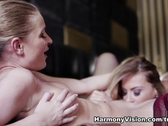 Snow Angel & Dorothy in Lesbian Seduction - HarmonyVision