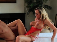 Horny pornstar Brandi Love in Amazing Big Tits, Latina porn scene