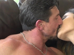 Fabulous pornstars Danica Dillon, Tommy Gunn, Josie Jagger in Crazy Threesomes, Big Ass porn movie