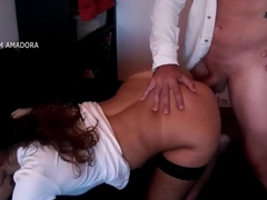 Horny pornstar in Exotic Stockings, Big Ass sex movie