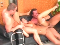 Incredible pornstar Laura Lions in best threesomes, dp adult scene