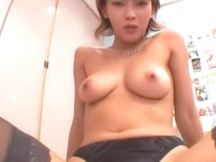 Horny Japanese slut Rei Asami, Sakura Sakurada, Aoi in Best Couple, Stockings JAV scene