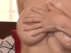 Hottest pornstar Anastasia Devine in crazy big tits, blonde sex movie