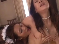 Exotic Japanese girl Erin Tohno, Rei Kitajima, Rimu Himeno in Incredible Hardcore, Lingerie JAV vi.