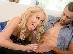 Erica Lauren & Alex Jones in MILFS Love Big Dicks, Scene #01
