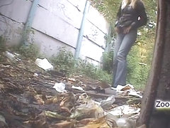Girls Pissing voyeur video 98
