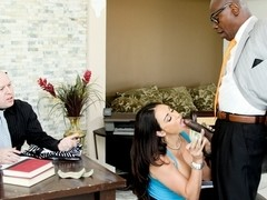 Claudia Valentine, Sean Michaels in Mom's Cuckold #18,  Scene #02