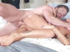 Joslyn James & Kyle Mason in Late Riser Gets Laid - BrazzersNetwork