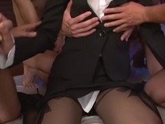 Amazing Japanese slut Hikaru Shiina in Hottest JAV uncensored Facial clip