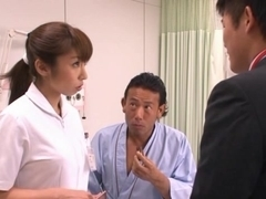 Mika Kayama Obscene Asian nurse smells like sex