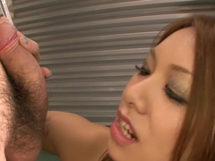 Best Japanese chick Miharu Kai in Crazy JAV uncensored Cumshots video