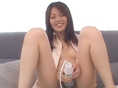 Exotic Japanese whore Eri Tsubaki in Fabulous Masturbation, Small Tits JAV movie