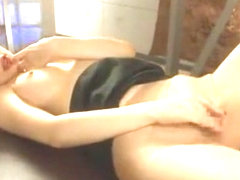 Exotic Japanese model Yuria Satomi in Fabulous Couple, Big Tits JAV movie