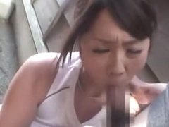 Crazy Japanese girl Yuka Nishii in Exotic Big Tits, Outdoor JAV video
