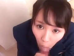 Incredible Japanese slut Yui Uehara in Crazy Cumshots, Facial JAV video